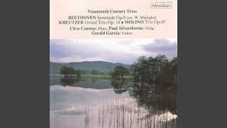 3 Trios brillants, Op. 16: I. Allegro risoluto in C Major