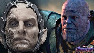 DELETED Old MCU Villain Was Supposed to JOIN Thanos In AVENGERS ENDGAME