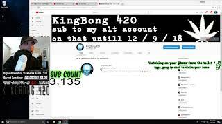 🔴  Sub to my ALT. Streaming account / https://www.youtube.com/c/KingBong420420  🔥