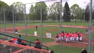 Lincoln's Brandon Leitgeb delivers walkoff slam