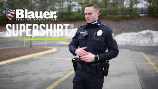 SuperShirt™ from Blauer - The Ultimate Police Uniform