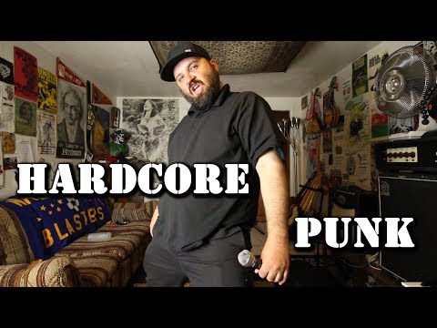 Let's Make a Hardcore Punk Song!
