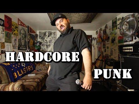 Let's Make a Hardcore Punk Song!