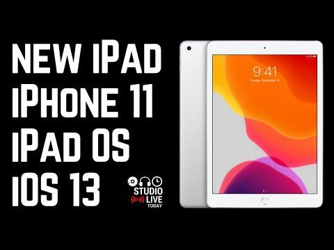 Apple updates - iPhone 11, new iPad, iOS 13, iPadOS