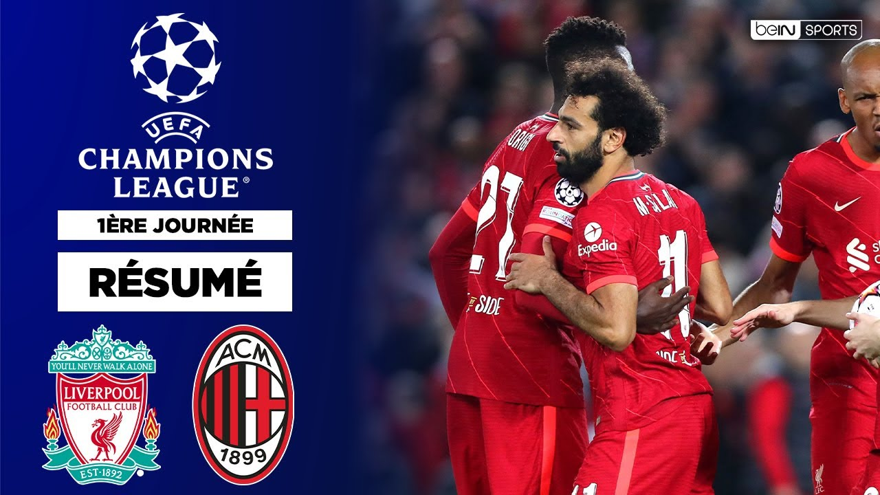 Download Résumé LDC : Liverpool prend le dessus sur Milan dans un match fou