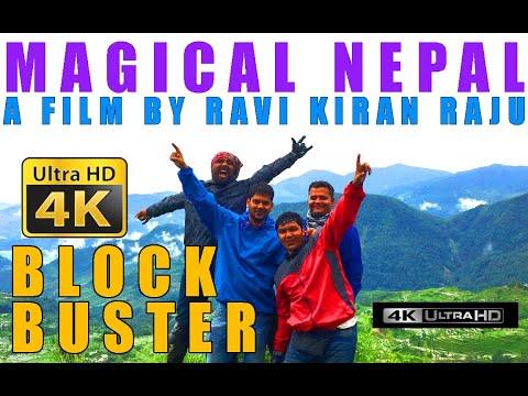 Magical Nepal   Himalayan Mega Adventure 4K Travelogue   Ravi Kiran Raju Direction