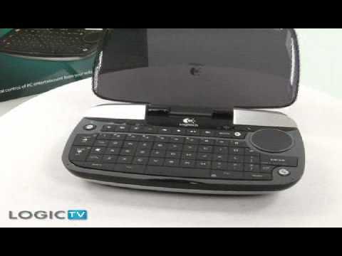 Logitech diNovo Mini Keyboard Review