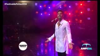 "Ricky Martin - ""Disparo al corazón"" - Festival de Peñas 2016"