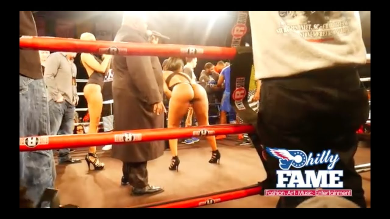 Tyrone Disqualified in Boxing Match Against Big Brody for ...
