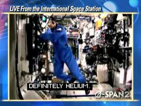 Astronauts Suffer Death After Helium Leak