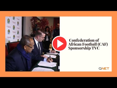 QNET - Confederation of African Football (CAF) Sponsorship TVC