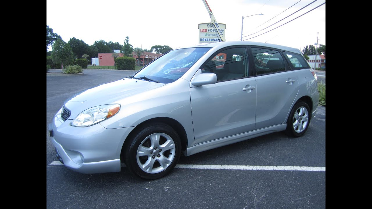 SOLD 2006 Toyota Matrix XR Meticulous Motors Inc Florida For Sale ...