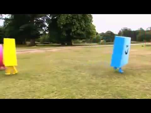 I Am A Shape Song From Mister Maker Youtube