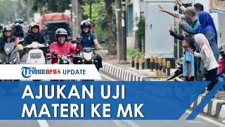Tak Terima Ditilang Matikan Lampu Motor Siang Hari, Mahasiswa UKI Singgung Motor Custom Jokowi