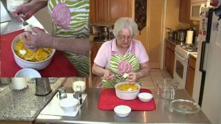 Cheesy Scallop Potatoes