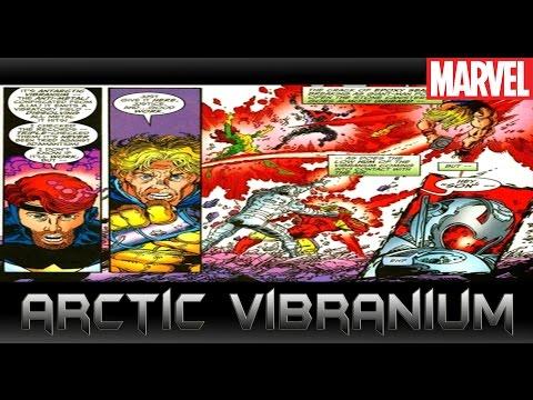 วิธีฆ่าWolverine:เหล็กลึกลับแห่งอาร์กติก[Arctic Vibranium]comic world daily