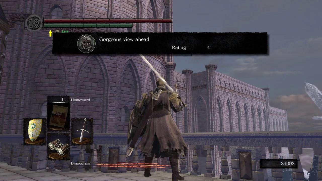 Dark Souls Remastered: The Floating Door