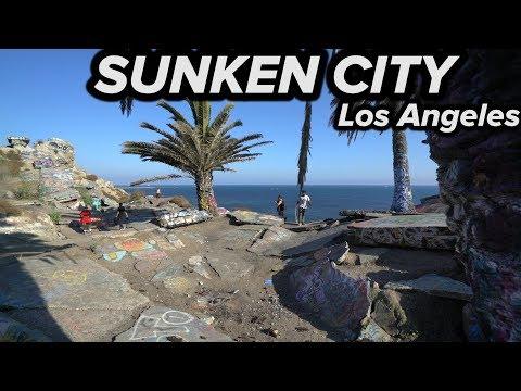 SUNKEN CITY!! SAN PEDRO, CA