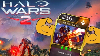 What If You Spent $1,000,000 on Blitz Packs in Halo Wars 2?