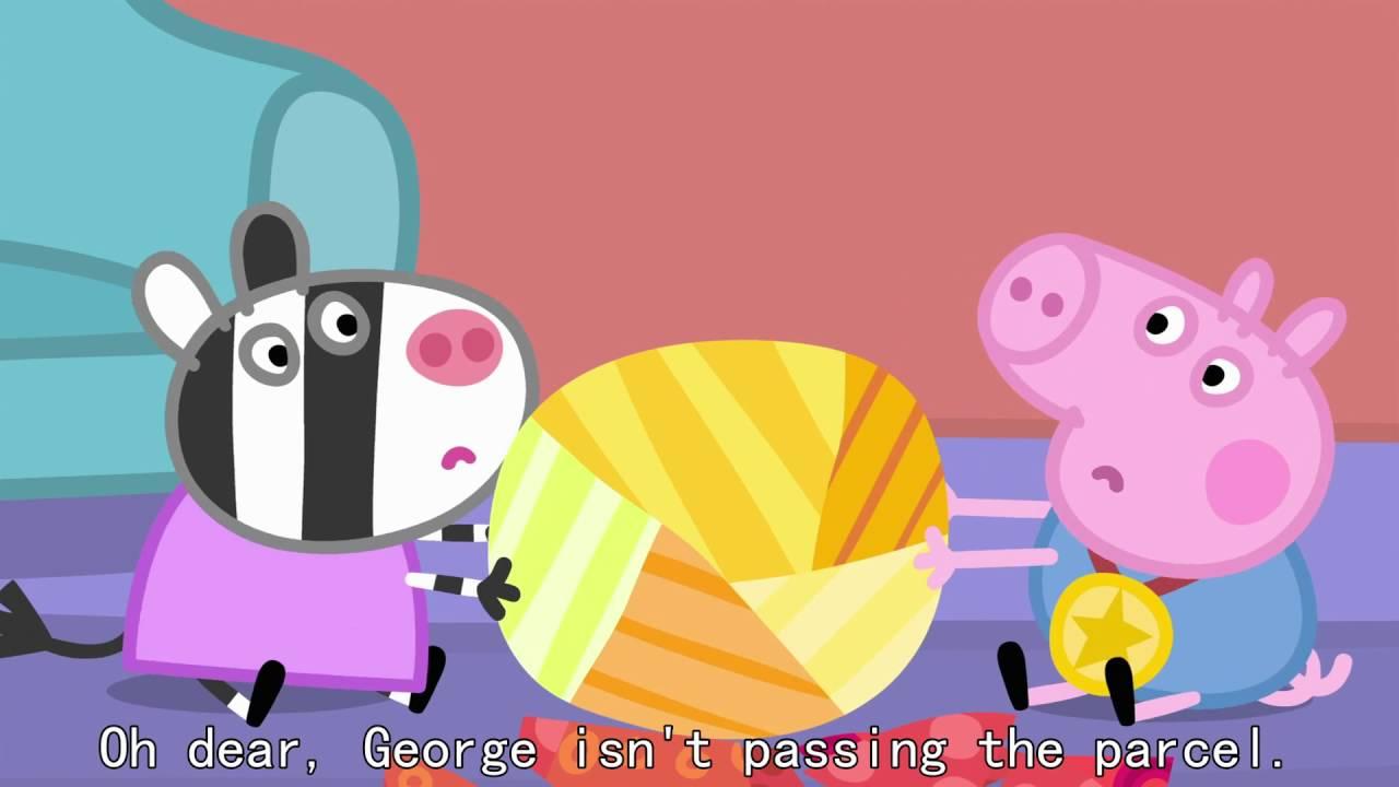 Peppa Pig - Edmond Elephant's Birthday (49 episode / 3 season) [HD]