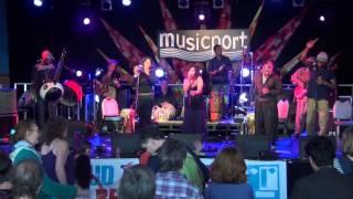 Rafiki Jazz & Friends@ Musicport 2012