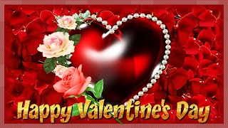 Valentines Day Wishes Greetings-valentine's Day Whatsapp Video-valentine's Day Greetings-