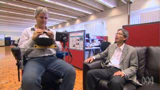 ABC: Prof Hung Tan Nguyen, Aviator smart wheelchair inventor, University of Technology Sydney