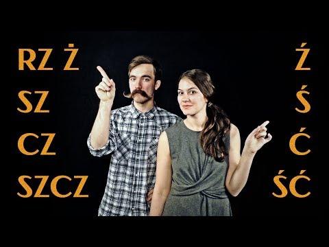 Польский язык. Урок 1. Правила чтения, произношение