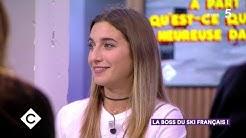 Perrine Laffont : la boss du ski ! - C à Vous - 14/10/2019