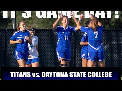 EFSC Women's Soccer Vs. Daytona State College