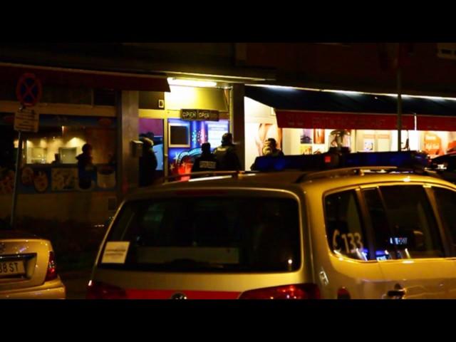 Bewaffneter Überfall auf Wettkaffee in Salzburg
