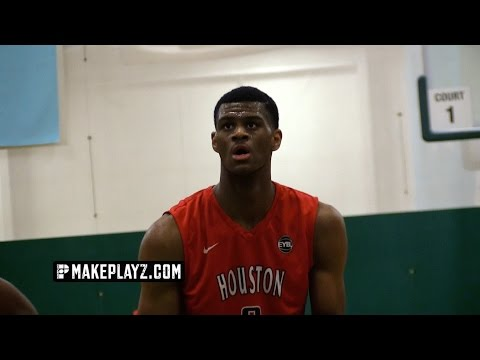 5-Star Billy Preston Has Committed to Kansas! Nike EYBL Highlights!