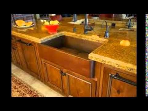 Undermount Copper Kitchen Sink Copper undermount kitchen sink youtube workwithnaturefo