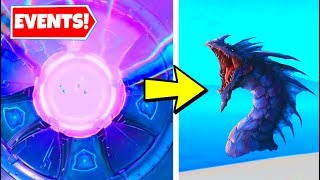 All LIVE EVENTS in Fortnite! [Seasons 3-9]