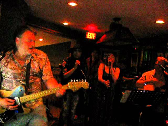 Down By the River - Neil Young (Cover) - Theresa Panetta w/Scott Bounty & Friends -