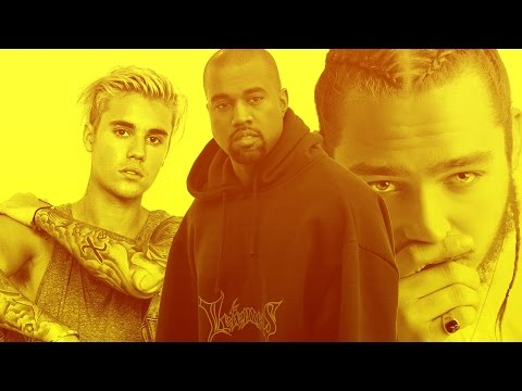 🔥 Kanye West - Yeah ft. Justin Bieber, Post Malone (Type Beat) | Gold Flame