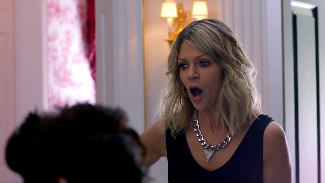 new~Kaitlin Olson, Sofia Black-D'Elia, Carla Jimenez||The Mick (2OI7)