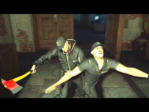 Hitman Brutal Kill Compilation #1 (Paris The Showstopper / Fails Plays)