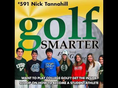Want to Play College Golf? Get the Inside Scoop on How to be a Student Athlete