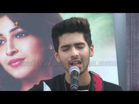 Thumbnail: Saasein Movie (2016) Armaan Malik LIVE Performance - 1st Song Launch Music Director Vivek