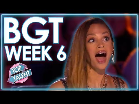 Britain's Got Talent 2020 Auditions! | WEEK 6 | Top Talent