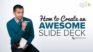 How to Create an Awesome Slide Presentation (for Keynote or Powerpoint)