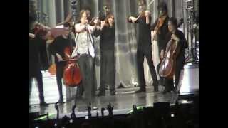Gianna Nannini - Volo MIX ( live Milano 29042011 ).MOD