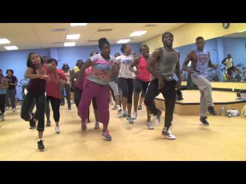 Urban Cardio Dance Raggaeton, Dancehall and Soca Edition