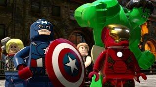 Video LEGO Marvel's Avengers Walkthrough Part 6 - Avengers Assemble download MP3, 3GP, MP4, WEBM, AVI, FLV Agustus 2018