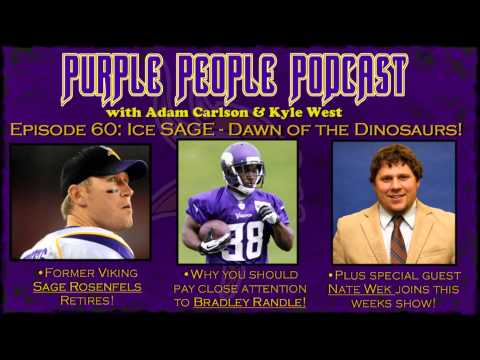 Purple People Podcast: EPISODE #60 - Ice SAGE: Dawn of the Dinosaurs