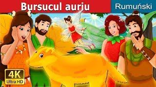 Bursucul auriu | The Golden Badger Story | Povesti pentru copii | Romanian Fairy Tales