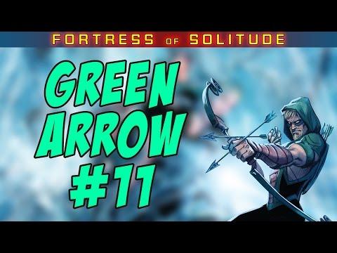 Green Arrow Review