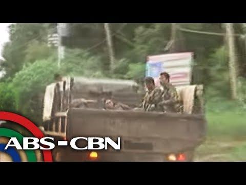 Bandila: Bakbakan sa Marawi, umabot na malapit sa kampo militar