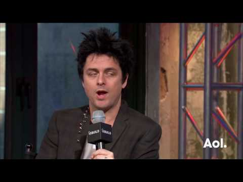 """Billie Joe Armstrong And Lee Kirk Discuss Their Film, """"Ordinary World"""" 